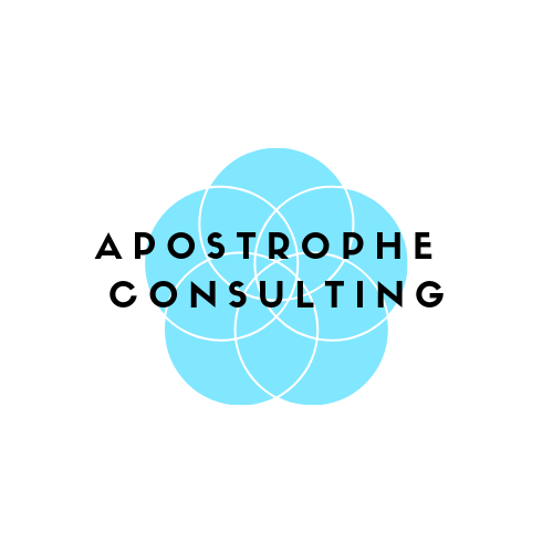 Apostrophe Consulting Logo stacked